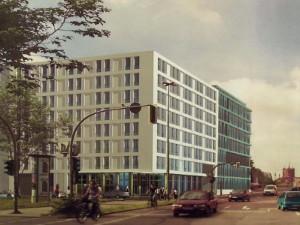 LIP-Pläne für die Straßenecke Stralauer Platz / Schillingbrücke